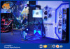 Easy Operated Virtual Reality Simulator Gatlin Gun for Game Center / Shopping Mall