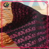 Flower 100% Polyester Korean Dress Making Lace Fabric