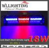 LED Warning Strobe Flash LED Dash Deck Visor Light