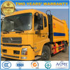Dongfeng 15t LHD Refuse Truck 15 Cubic Meters Garbage Truck Price