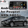 Car Video Interface for Peugeot Citroen Ds Smeg+ or Mrn System 208 308 508 2008 3008, Android Navigation Rear and 360 Panorama Optional