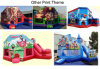 Cheap Inflatable Castle Bouncy Jumping Castles for Sale