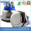 Stainless Steel Metal Horn Momentary Push Button