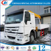Good Quality 10 Wheel Crane Truck for Sale
