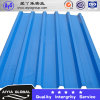 PPGI Color Coated Corrugated Roof Sheet with T Tiles