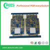 Multilayer Enig Circuit Board PCB with 10 Years Experience (8 Layers Enig Rogers4003+Fr4 Hybrid Edge Gold Plating)
