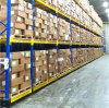 Selective Warehouse Movable Rack with Floor Rail