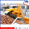 Large Capacity High Efficiency Electric Concrete Pump with Js500 Mixer