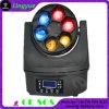 6X15W RGBW 4in1 LED Mini Beam Moving Head Light