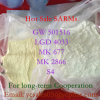 Sarm Series Gw501516 Sr 9009 Lgd4033 Mk677 Mk2866 Yk 11 Raw Pure Powder