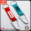 New Product Short Strap Carabiner Key Chain with PVC