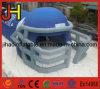 Portable Inflatable Sport Game Entrance Football Helmet Tunnel