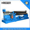 W11f Series Mechanical 3-Roller Unsymmetrical Plate Rolling Machine