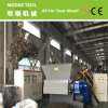 Steel shaving shredder with CE certification