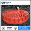 Dia-1200 mm Circular Cast Body Lifting Electromagnet for Ship Yard Cmw5-120L/1