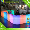 Lighting up Bar Counter with Plastic