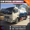 Dongfeng 5000L Water Sprinkle Vacumble Septic Pump Truck Sewer Suction Vehicle