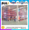 Warehouse Storage Pallet Rack Forklift Drive in Freezer Use Q345 Steel Cold Storage Racking