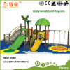 Kids Outdoor Playground Swing Slides Combined