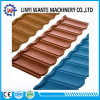 Villa Watercraft Bond Type Stone Coated Metal Roof Tile
