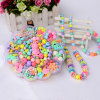 New Fashion Girls DIY String Beads Educational Toys Sets Acrylic Toy Beads