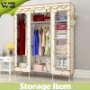 Foho Availabel  Bedroom Wardrobe Home Furniture Cloth Wardrobe