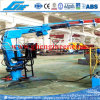 3t Electrical Hydraulic Small Boat Telescopic Crane