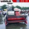 Whole Feeding 88HP 4lz-4.0e Paddy Mini Combine Harvester Price List