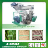 Hot Selling Ring Die Paddy Straw Rice Husk Pelletizer with Ce