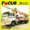 24m Small Concrete Boom Pump Truck
