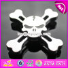 Original China Factory Pirates Hand Spinner Fidget Toys Skull Spinner W01A287-S