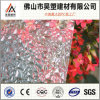 China Factory Direct 2.4mm Polycarbonate Diamond Embossed Sheet PC Sheet for Building Material