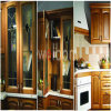 2016 Welbom Kitchen Cabinets and Decorative Acrylic Sheet