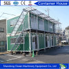 Customization Enviornment Friendly 20 Feet Mobile Living House Container of Steel Structure Building Materials