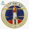 Hot Selling Home Decoration Custom Enamel Badges Cloisonne Lapel Pins