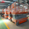 Manual Scissor Lift Platform Self Propelled Scissor Lift