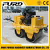 Factory Direct Sell 550kg Manual Baby Road Roller Compactor (FYL-S600C)