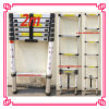 2m Telescopic Aluminum Ladder/ a Frame Telescopic Ladder
