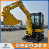 China 2.2 Ton Small Mini Excavator Price for Sale