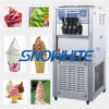 Ce ETL RoHS Flat Pan Soft Ice Cream Machine