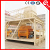 Js2000 Double Axles Concrete Mixer for Sale