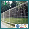 Galvanized or Powder Coated Wire Mesh Fence (double ringed fence)