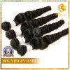 100% Human Hair Indian Virgin Hair Loose Wave Weft (LS-2)