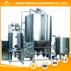 Beer Production Line with Boil Kettle, Mash/Lauter Tun, Filler and Washer
