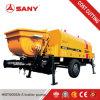 Sany Hbt6006A-5 70m³ /H Electric Concrete Trailer Pump