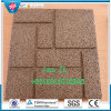 Outdoor Playground Rubber Tiles, Rubber Horse Stable Tile Flooring