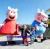 Character / Mascot / Animal / Party Costume / Christmas Costume: Peppa Pig & George