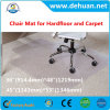 "36"" X 48"" Duramat-Use Chair Mat for Low Pile Carpet"
