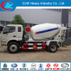 Foton 4X2 Mini Mixer Truck for Sale
