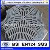 Good Ventilation Stainless Steel Catwalk Manhole Cover Grating
